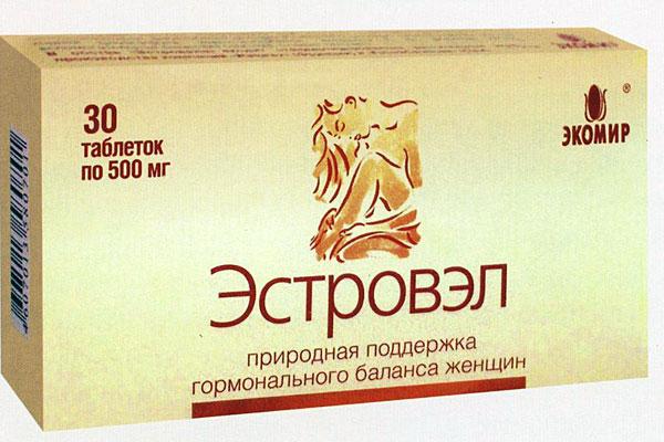 Эстровел - фото упаковки